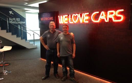 RAC: We Love Cars