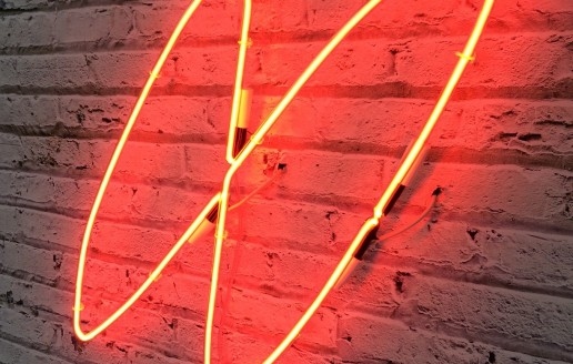 Clear Red Neon Install