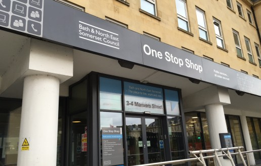 Bath & North East Somerset Council – One Stop Shop