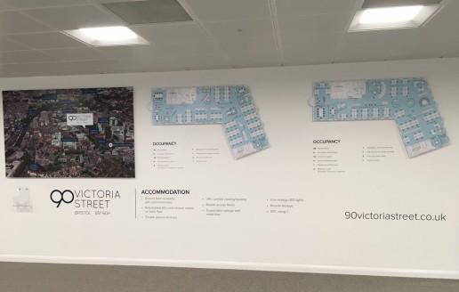 Marketing Wall Graphic Bristol