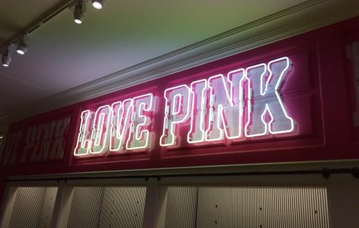 Neon Repair and Installation – Victoria's Secret